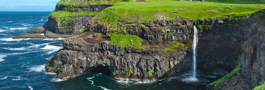 Les îles Féroé