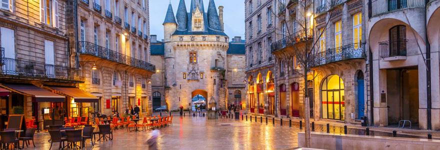 vacances en Gironde