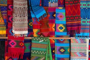 Artisanat du Chiapas