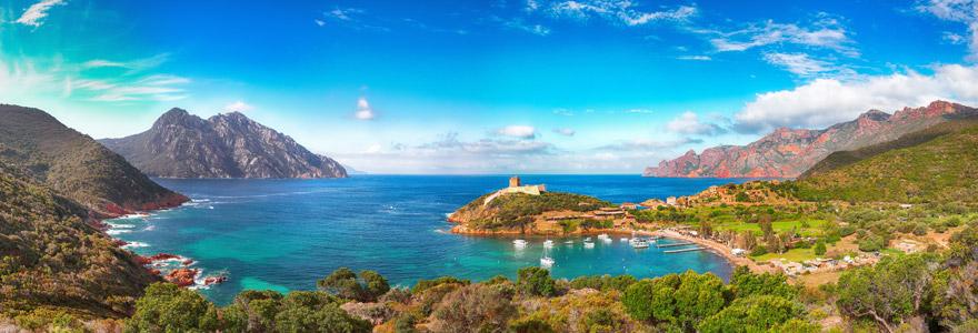 visiter en Corse